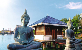 Today's The Day To Book A Holiday To Sri Lanka