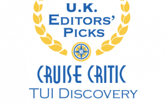 TUI Discovery Wins Best New Cruise Ship