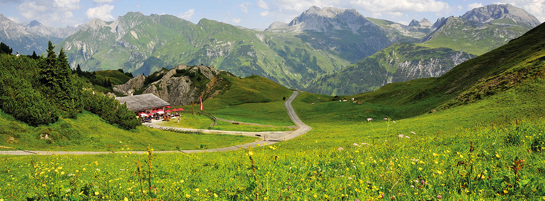 Top tips for walking in Austria