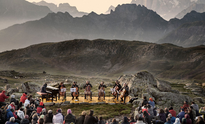 Top 5 lakes and mountains festivals