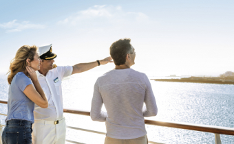 Why Marella Cruises is number one for service