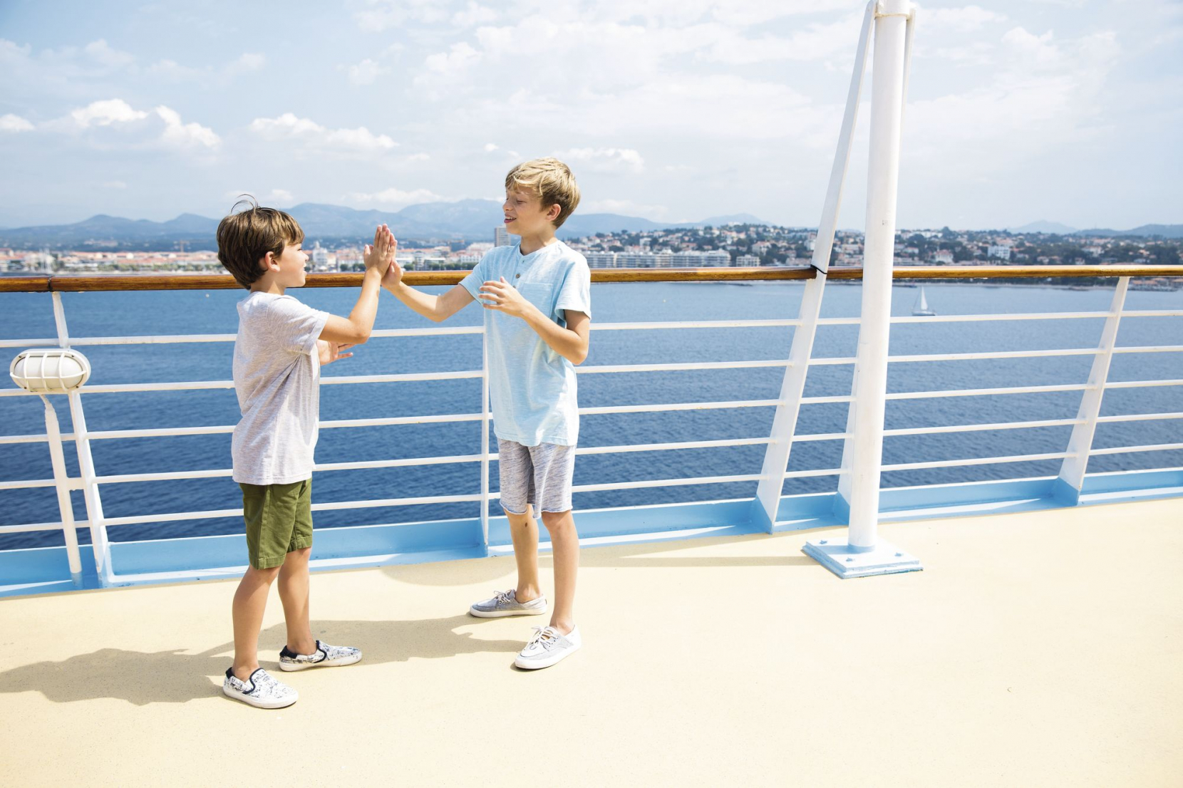 Best cruises with kids