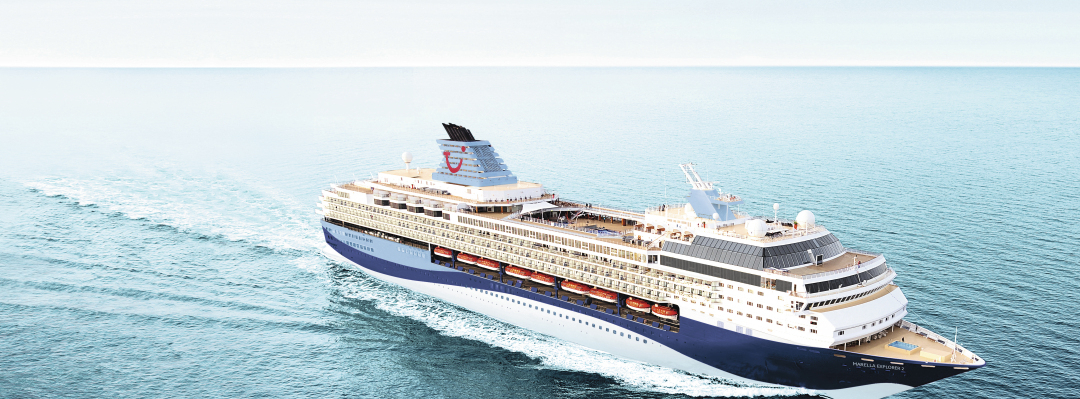 Cruising without kids – meet our adults-only ship