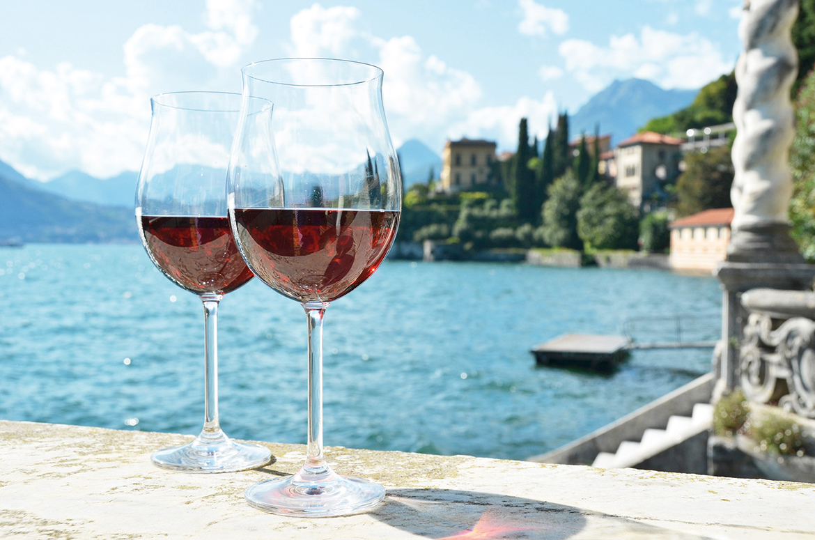 Once upon a vine: the wines of the Italian lakes