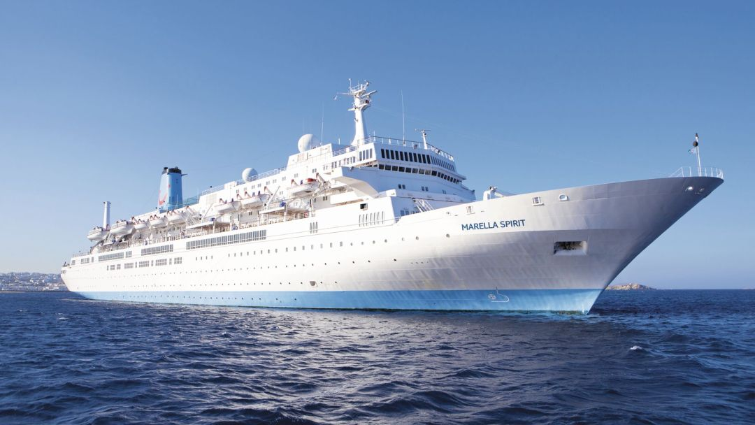 Your last chance to say goodbye to Marella Spirit