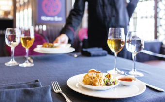 What restaurants are onboard Marella Cruises?