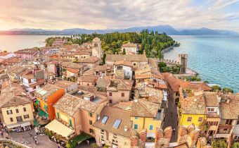 Where to stay on Lake Garda