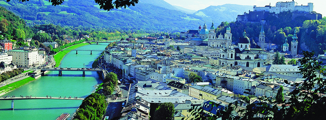 Where to stop for coffee and cake in Salzburg