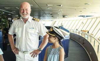 Meet the Marella Cruises Captains