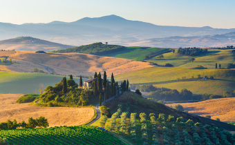 5 reasons to fall in love with Tuscany