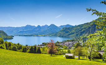 A guide to the Austrian lakes