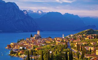 How to get around Lake Garda