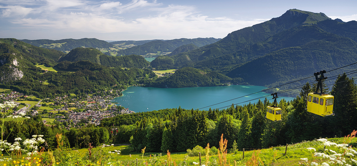 Salzburgerland: The lakes and mountains of Austria