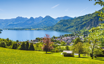 A guide to Salzburg's lakes and mountains