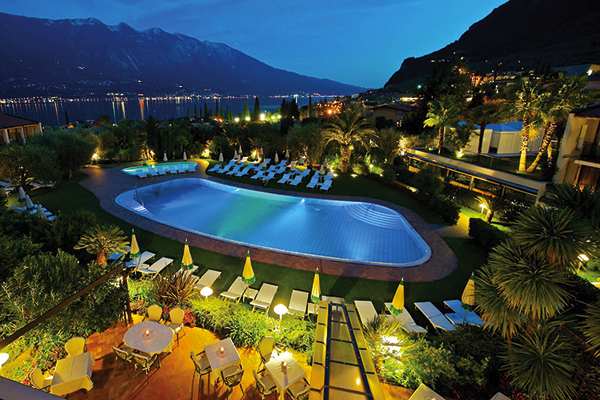 Hotel Park Imperial, Limone