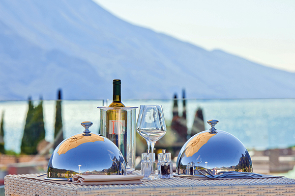 Hotel Kristal Palace, Riva del Garda