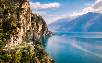 Where to stay on the north of Lake Garda