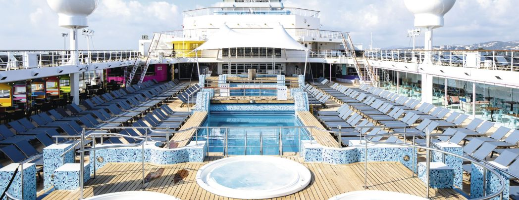 Top five things I learnt on my first cruise