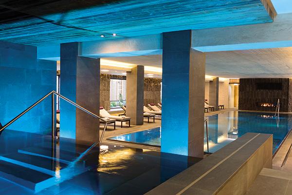 Elisabeth Hotel spa, Mayrhofen