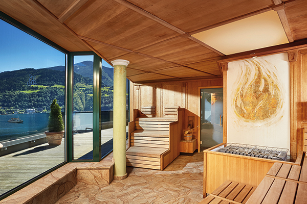 Grand Hotel spa, Zell am See