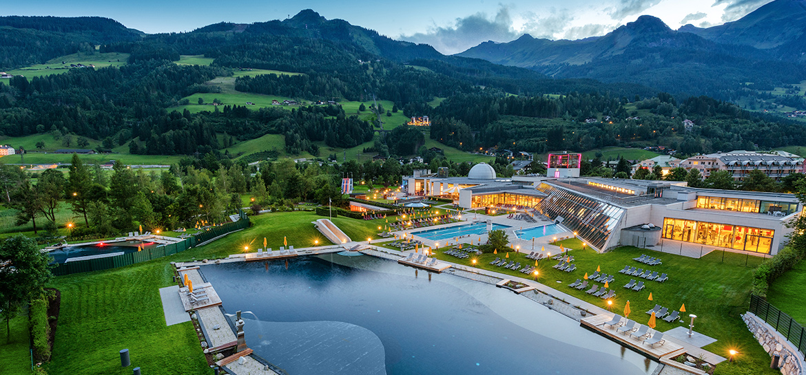 Top 6 spas in Austria