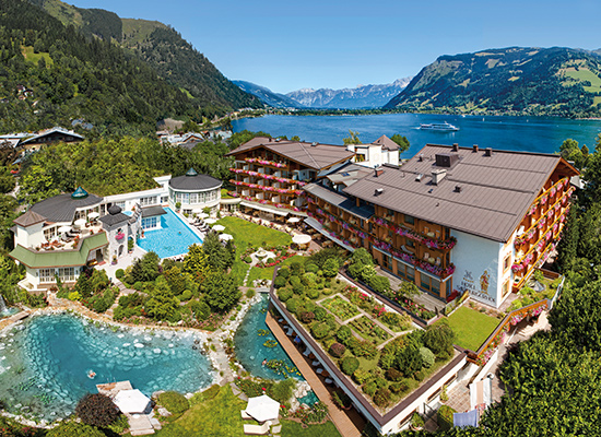 Hotel in Zell am See, Austria
