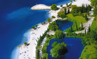 Top 5 lake beaches in Europe