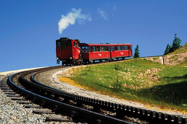 Schafberg railway, St Wolfgang