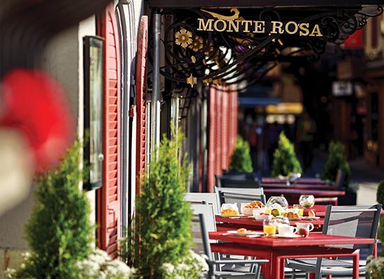 Hotel Monte Rosa, Zermatt