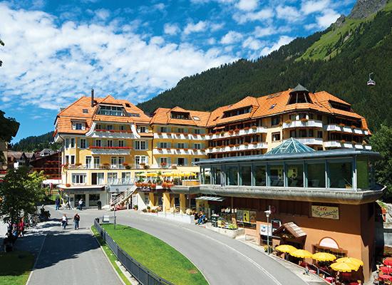Hotel Silberhorn, Wengen