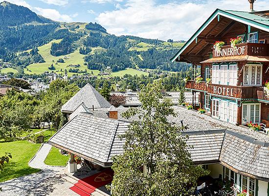 Hotel Tennerhof, Kitzbuhel