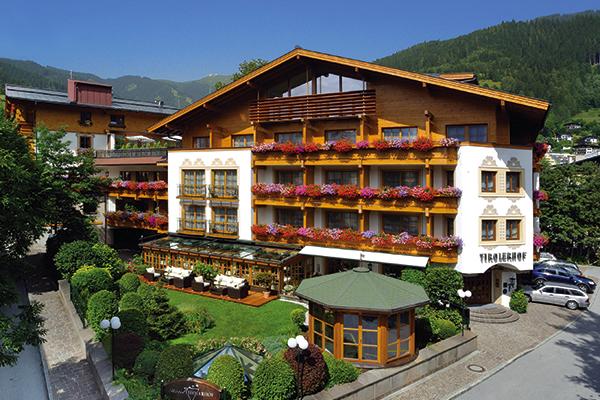 Hotel Tirolerhof in Zell am See