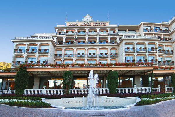 Hotel Grand Bristol, Stresa