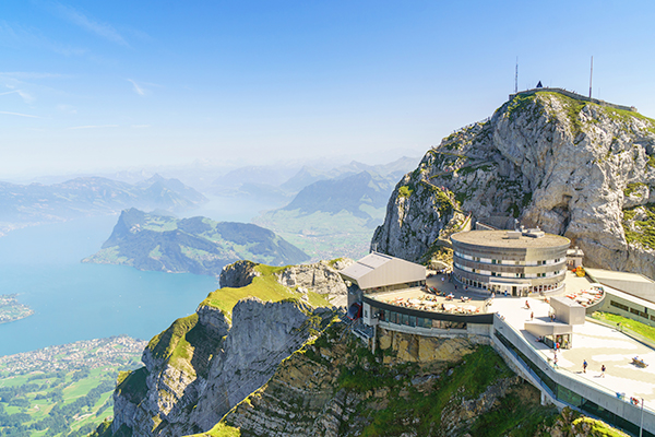 Views from Mount Pilatus