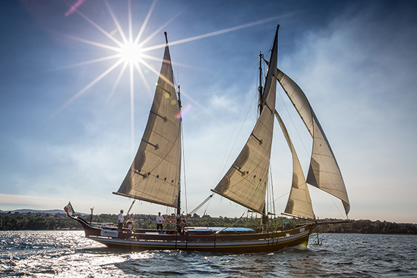 Sailing boat San Nicolo