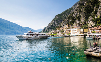 'Water way' to see the sights: the best Lake Garda boat trips
