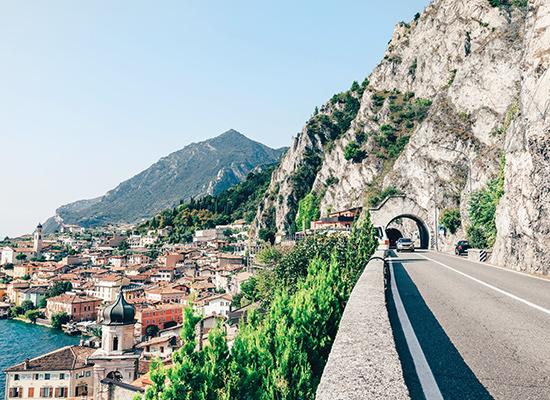 Lake Garda tour