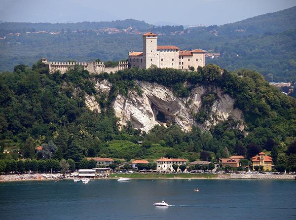 Cliff-top castle