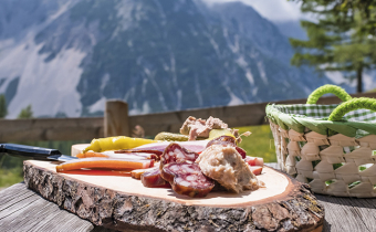 Must-try foods in Europe's lakes and mountains