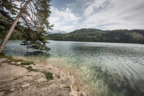 Lake Hechtsee