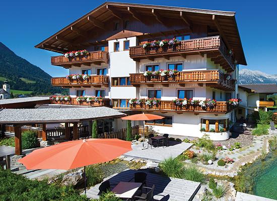 Hotel Bergland in Soll