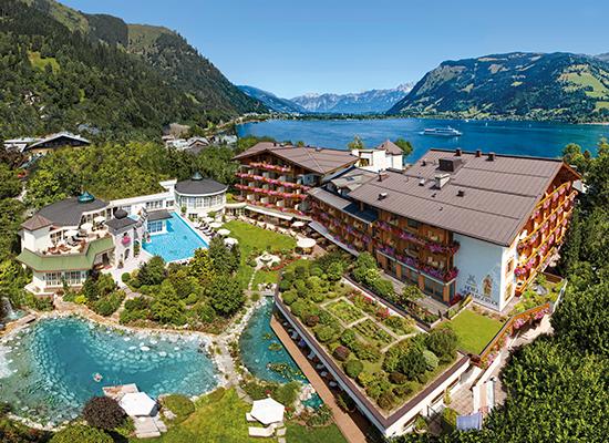 Hotel Salzburgerhof in Zell am See