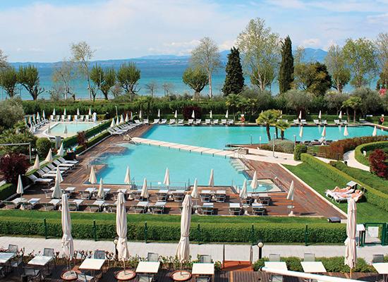Hotel Caesius in Bardolino