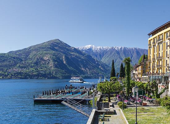 Hotel Britannia Excelsior on Lake Como