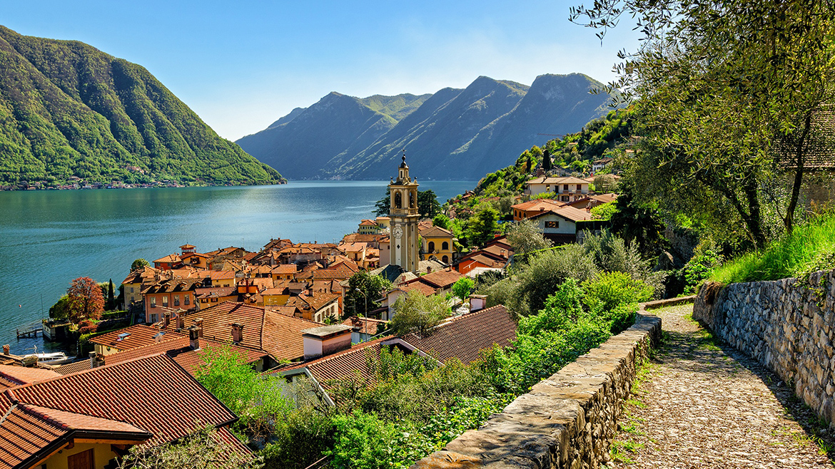 Easy day trips from Lake Como
