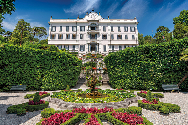 The Villa Carlotta
