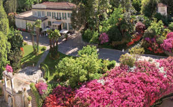 Room with a bloom – European hotels with beautiful gardens