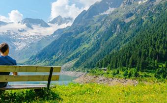 Best mountain walks in Austria